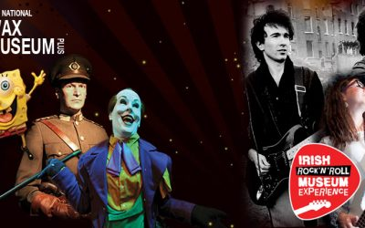 The Ultimate Family Deal – Wax Museum Family Combo