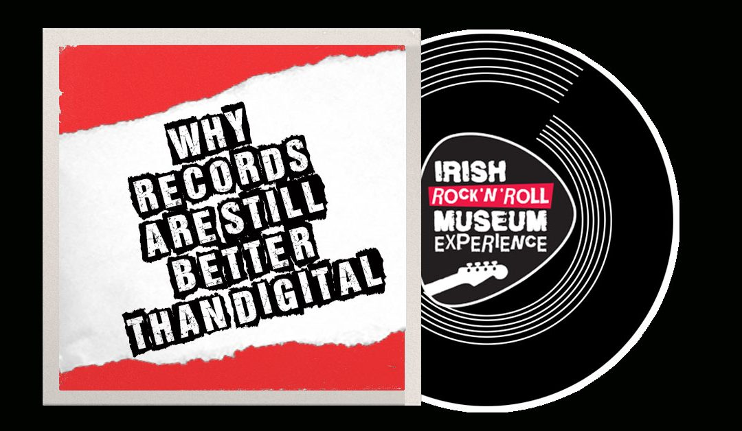 Why Records are Still Better than Digital | Record Store Day 2017