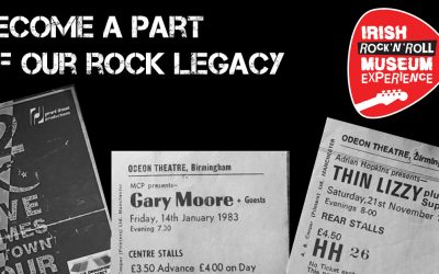 Become a part of our rock legacy | Discount offers