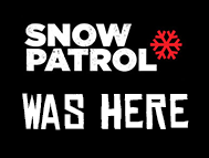 Snow Patrol was here