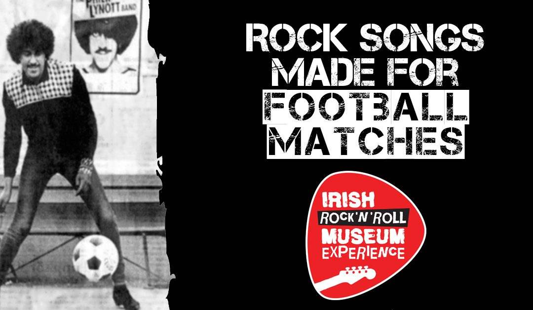 Top Irish Music Made for Irish Football Matches