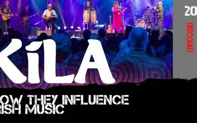 Artist Spotlight: Kila how they influence Irish Music and their Christmas Tour