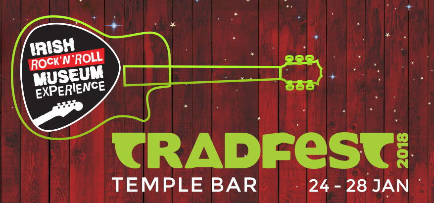Temple Tradfest 2018 The History of Trad Music and Rock N Roll Fusion